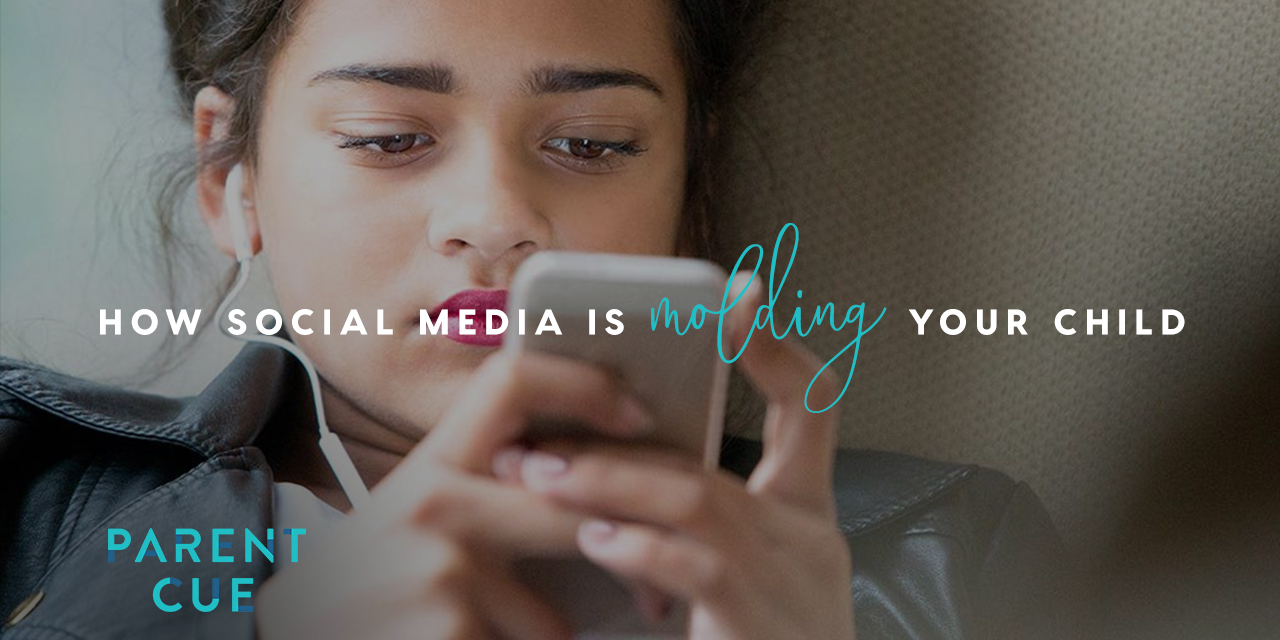 How Social Media Is Molding Your Child