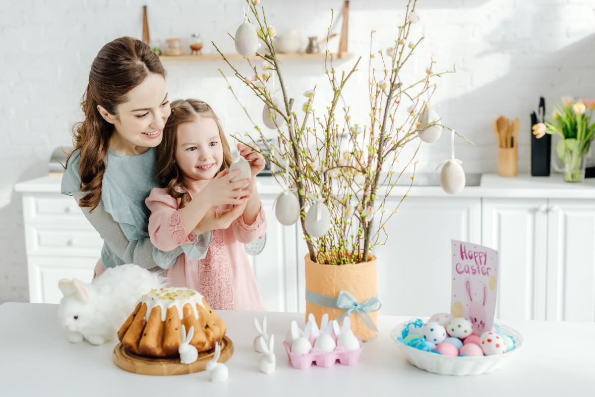 4 Meaningful Ways to Celebrate Easter with Your Preschooler