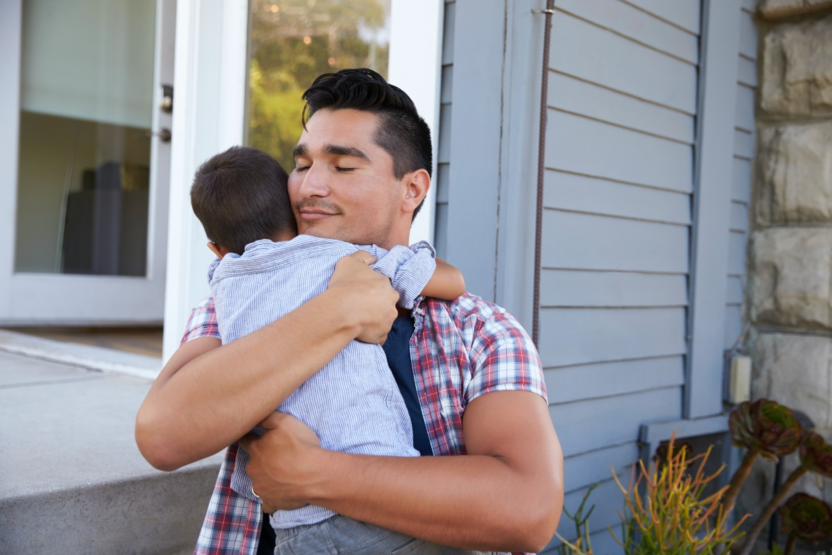 Living From a Dad's Affirmation
