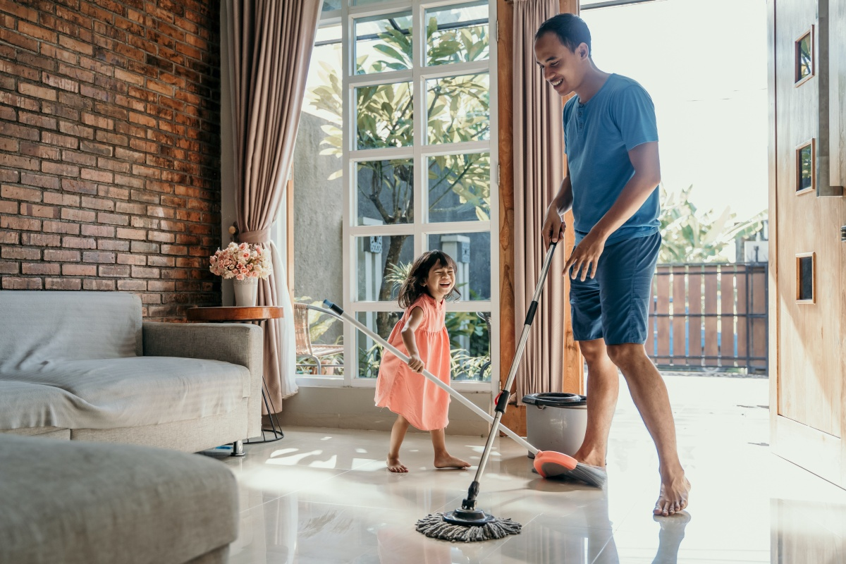 Reframing Why Kids Should Do Chores