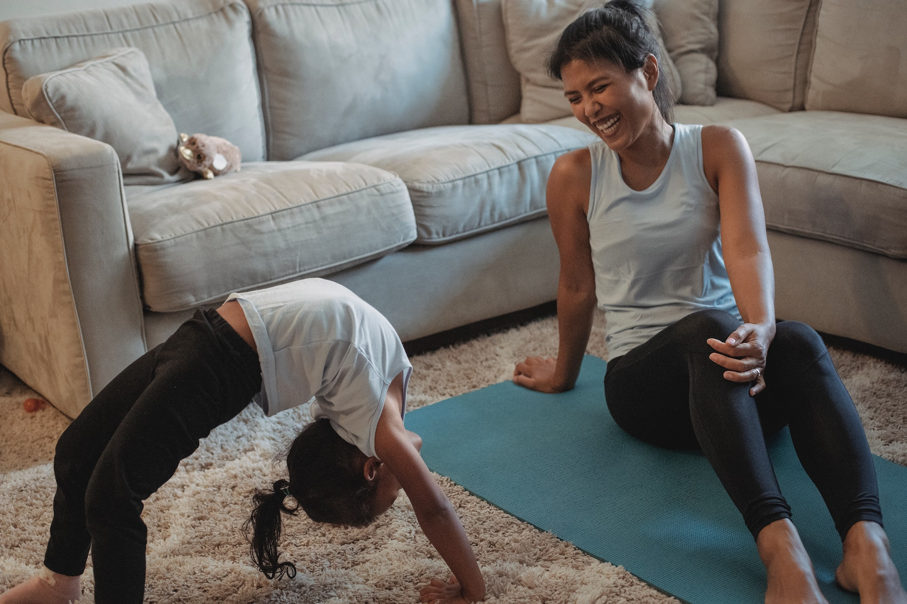 4 Ways to Fit Fitness into Your Family in 2021 | Parent Cue Blog