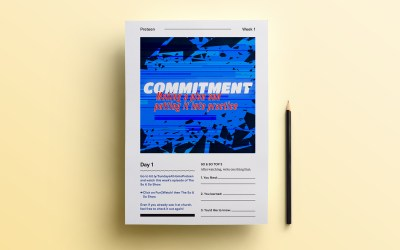 Commitment – Preteen