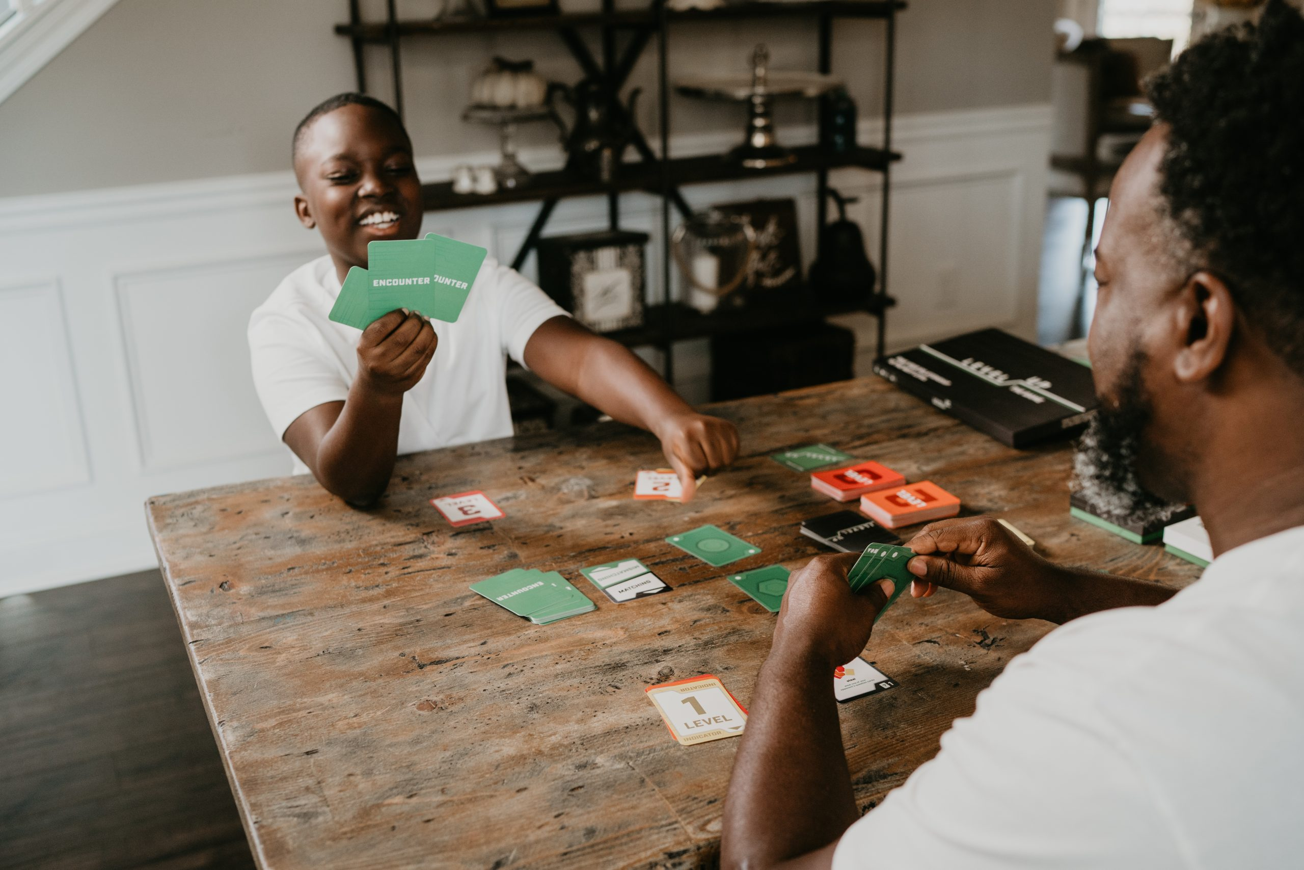 Level Up: A Different Kind of Board Game | Parent Cue Blog