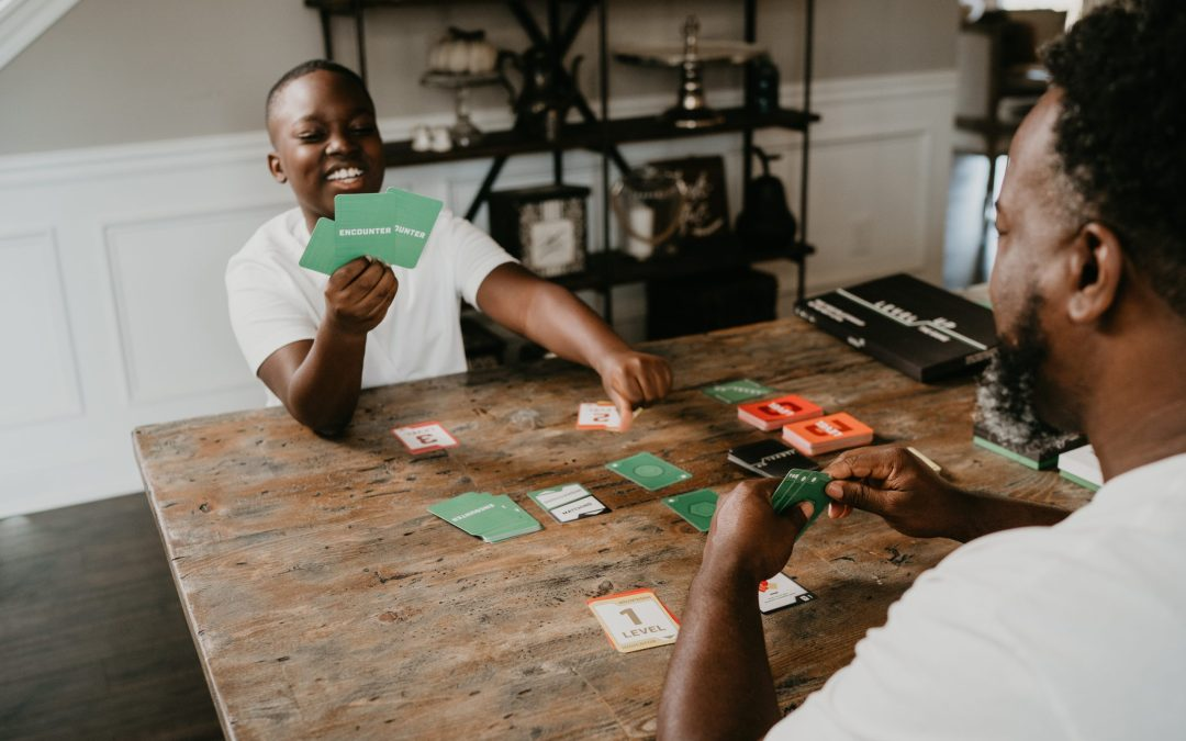 Level Up: A Different Kind of Board Game