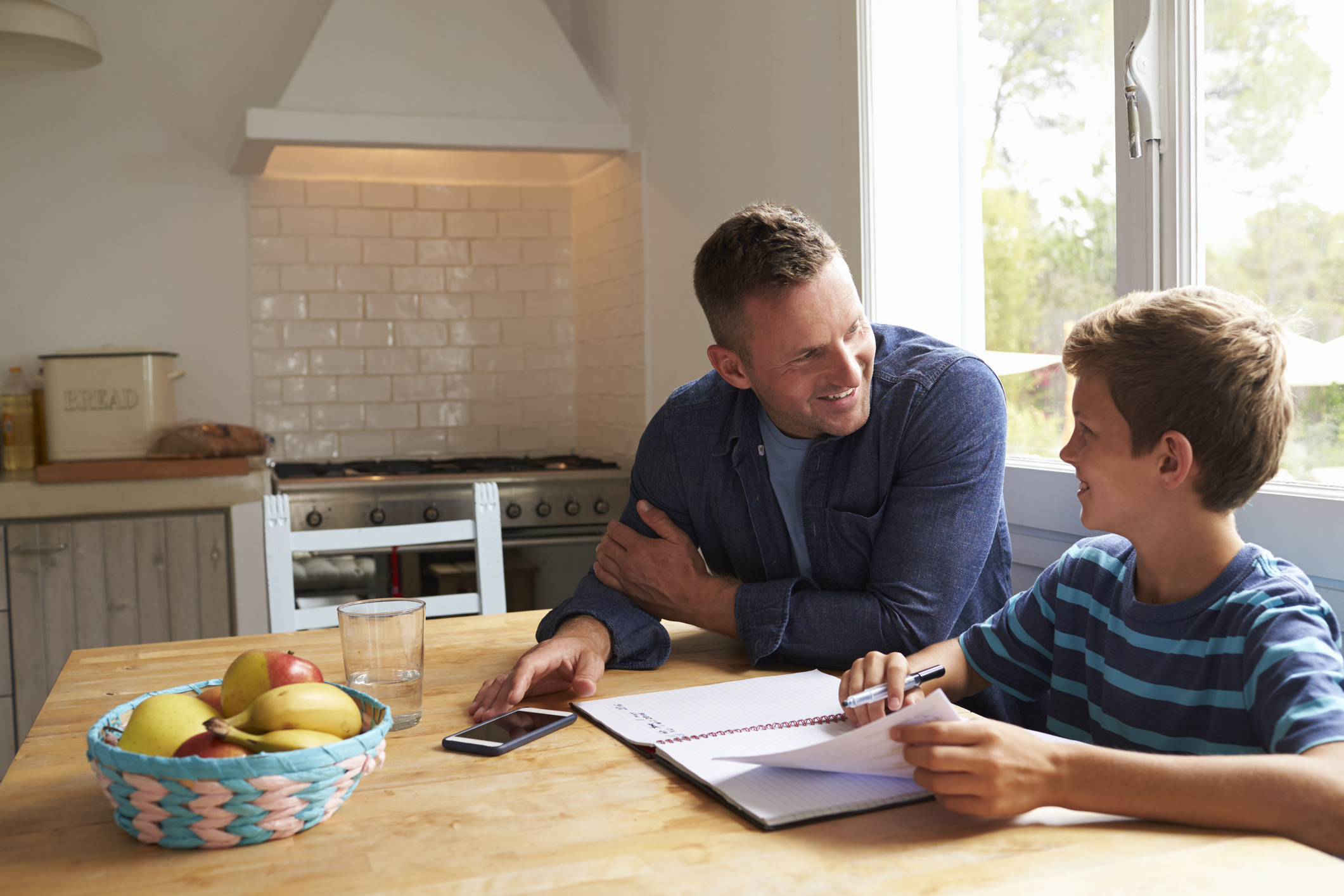 4 Conversations to Have Before Middle School Starts | Parent Cue Blog