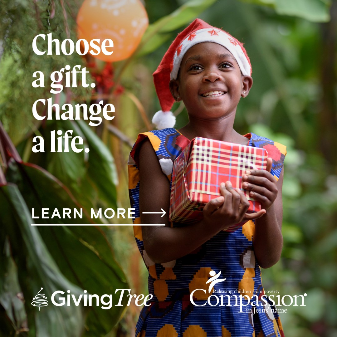 Compassion Giving Tree