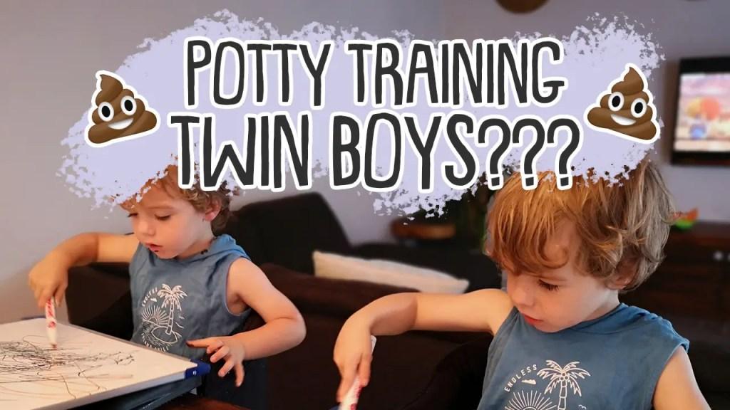 how-to-potty-train-twin-boys