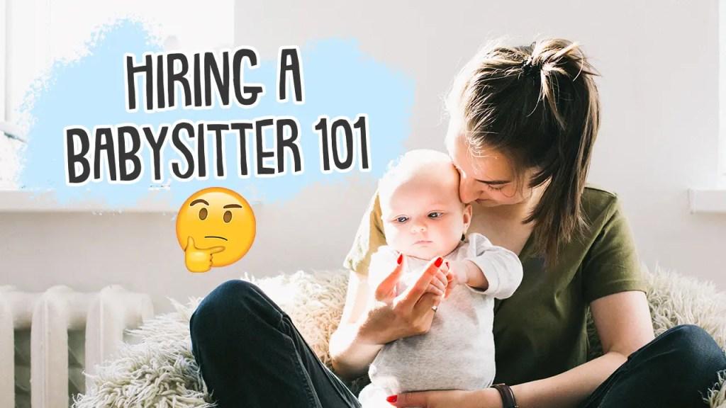 hiring-a-babysitter