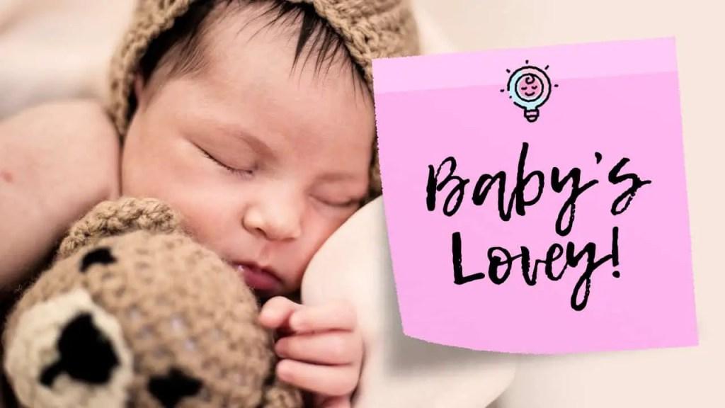 baby's loveys