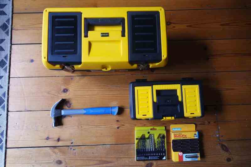 Toolbox for tools