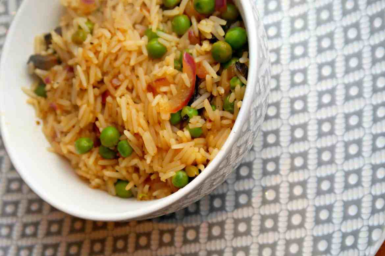 Vonshef rice