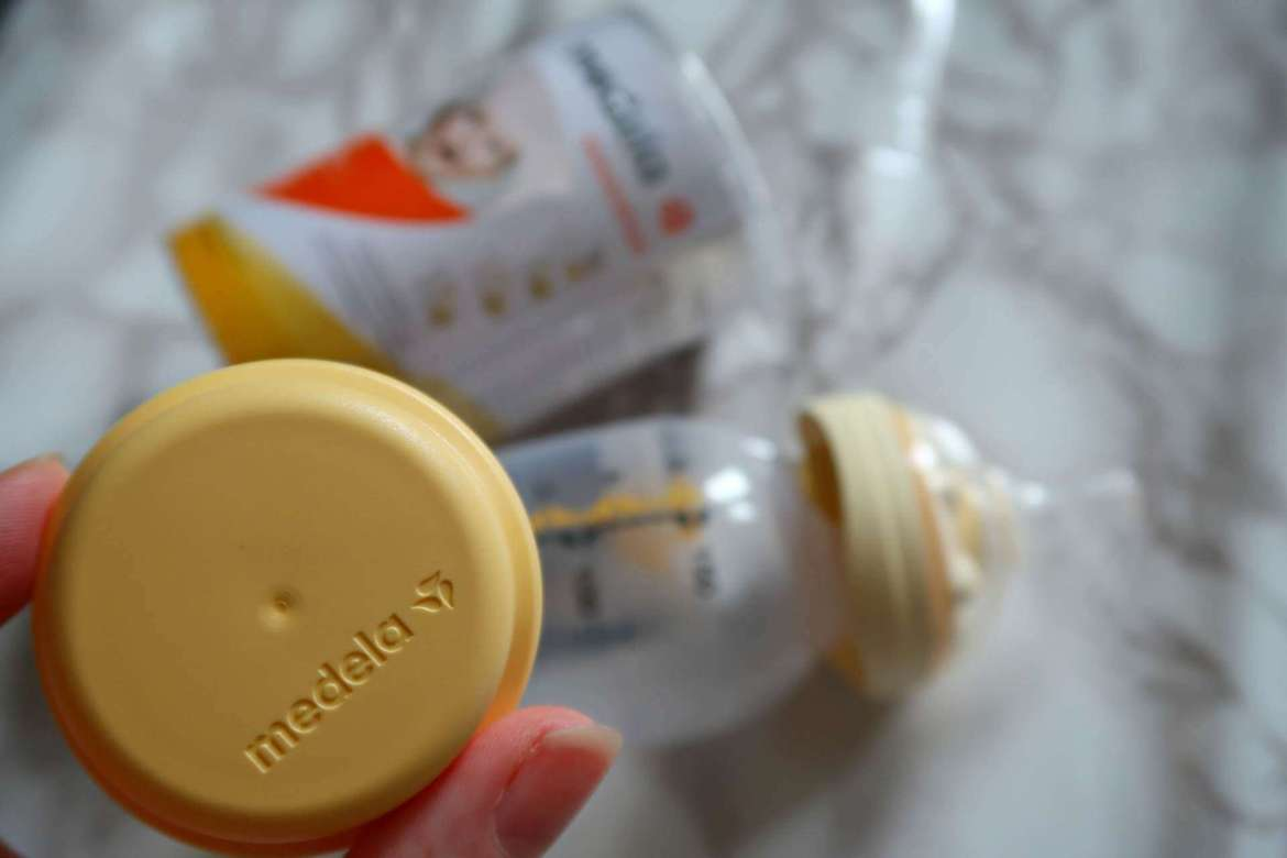 Medela bottle
