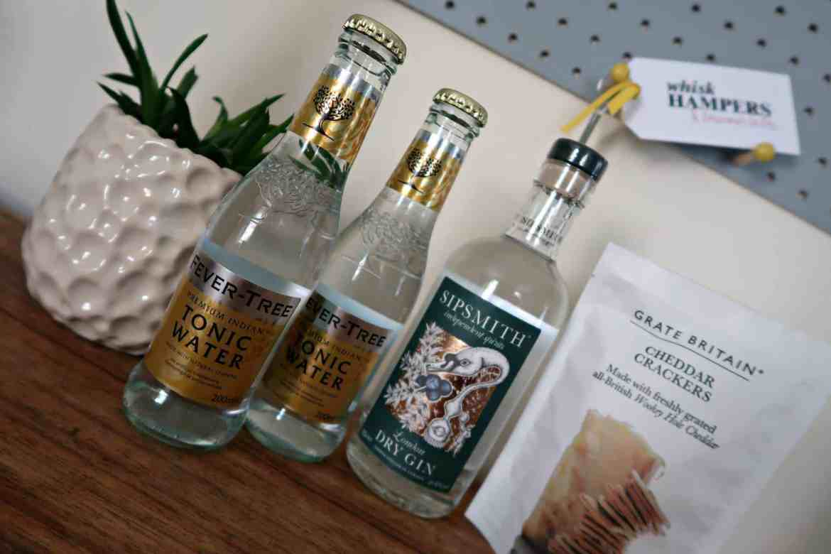 Gin and tonic gift set