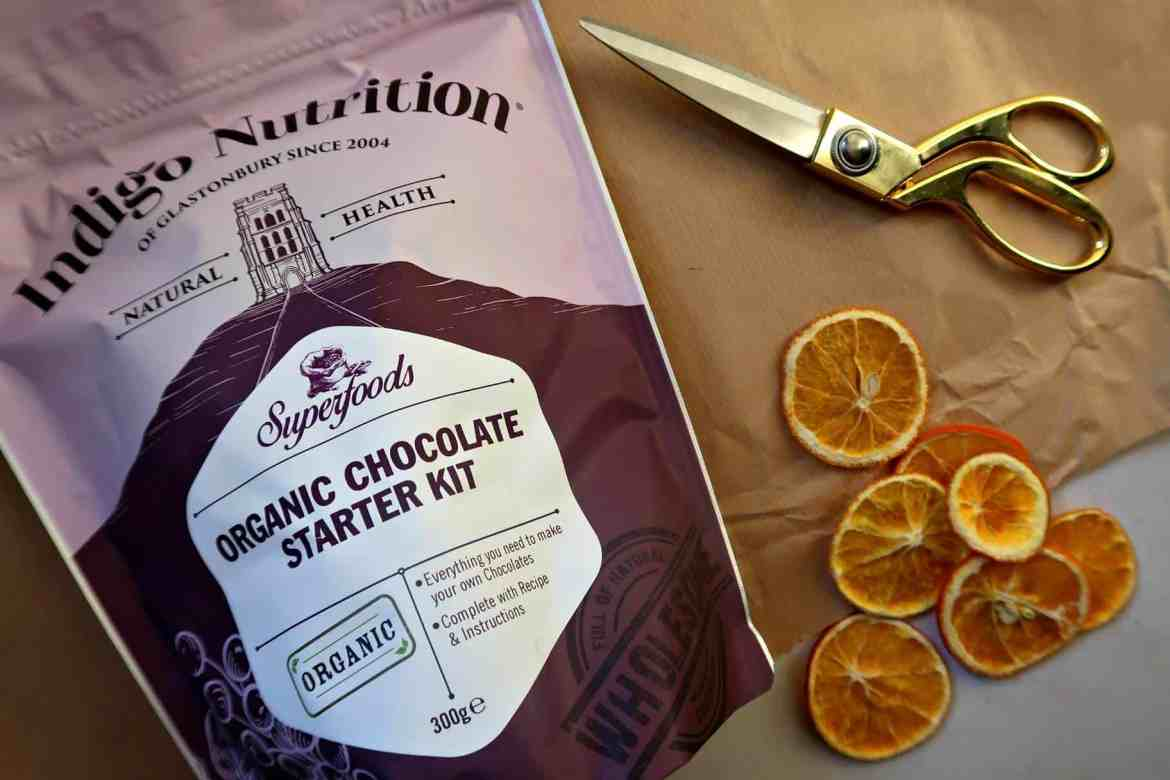 Indigo herbs chocolate starter kit