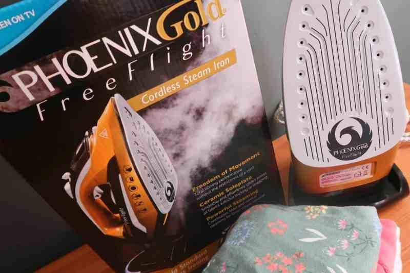 Phoenix gold iron gift