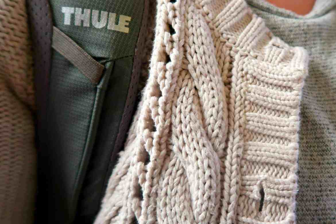Thule back carrier