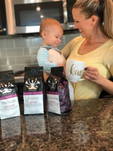 Let's Talk About: Moms Run on Love…and Coffee
