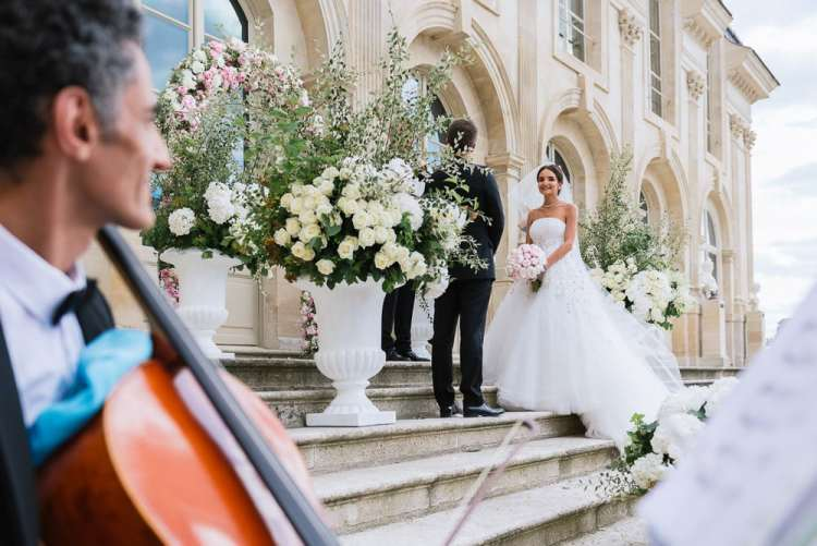 Paris musicians for wedding or elopement ceremony