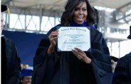 With a Ph.D degree, Michelle Obama Becomes  Most Educated First Lady