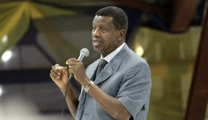 Don't be Mentally Locked down- Adeboye Advises Nigerians
