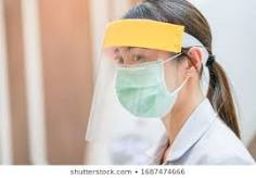 Face shield is not Effective without Facemask- NCDC