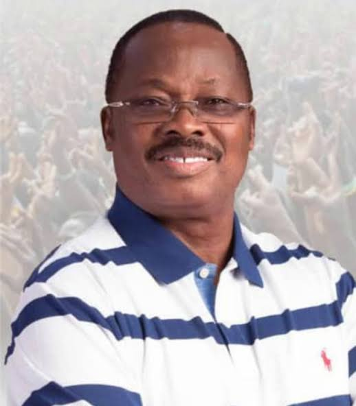 Late Ajimobi for Burial Today