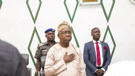 Oyo Deputy Governor, Top Functionaries Denied Entry to Ajimobi's Fidau