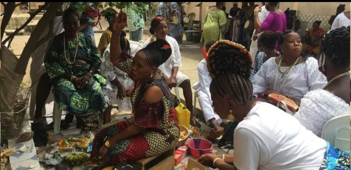 Witches, Wizards Hold Maiden Anniversary in Osun