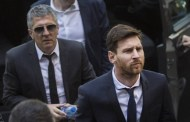 Messi Begins Negotiations with Man City