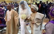 See how Pst. Oyedepo Gave out Last Daughter in Marriage