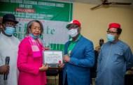 Jubilation as INEC Presents Certificate of Return to Obaseki