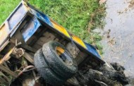 Three Die after Truck plunges into Lagos river
