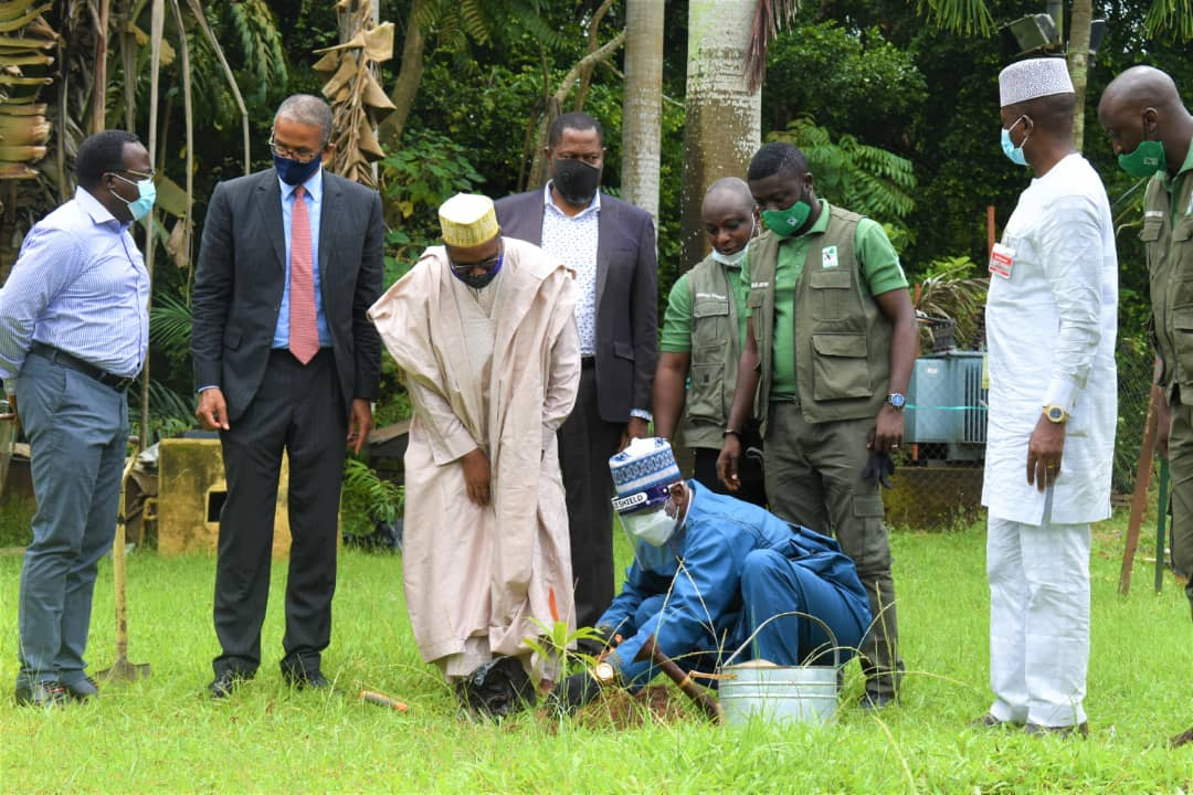 FG Hails NCF's Efforts on Environment Preservation