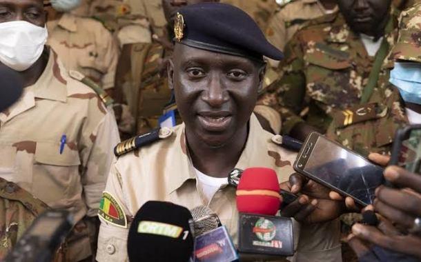 Mali Military Junta Appoints New President, Vice