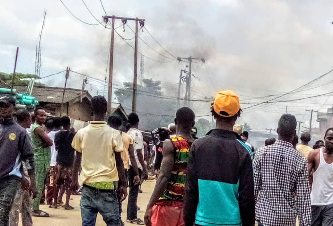 Pandemonium as Hausa, Yoruba Clash in Lagos  Community