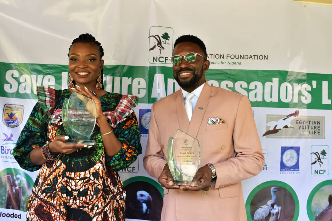 Frank Donga, Mariam Longe join NCF Save the Vulture Campaign