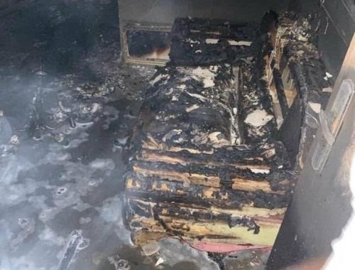 Sunday Igboho's House Razed in Ibadan