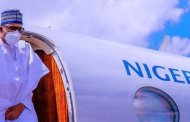 Buhari  Travelling to UK for Medical Check
