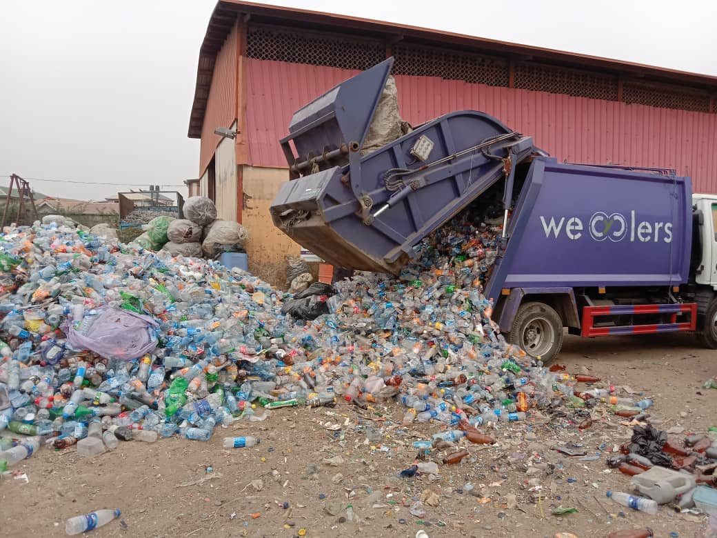 LAWMA Recycle Initiative Hits Top Gears, Deploys app for Efficiency