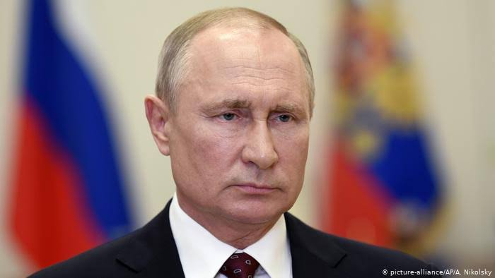 Opponent Insists President Putin was behind Poison Attack