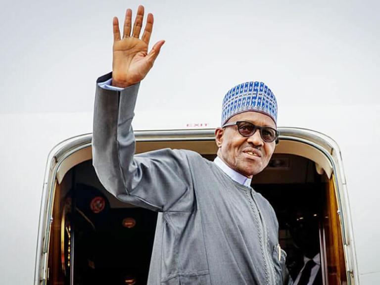 Buhari to Visit France Sunday