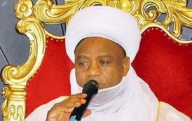 Sultan Declares Thursday Eid-el-Fitr Day