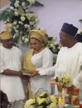 Mc Oluomo Marries Fourth Wife in  Lagos