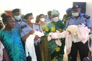 Police Woman Gives Birth to Triplets in Ogun