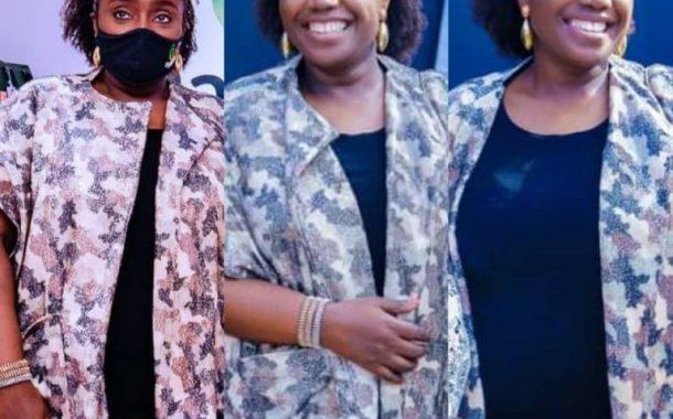 Former Minister of Finance,Kemi Adeosun in the News Again