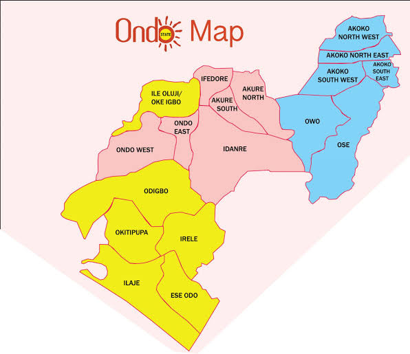 June 12 Protest: Akure Roads, Streets Deserted