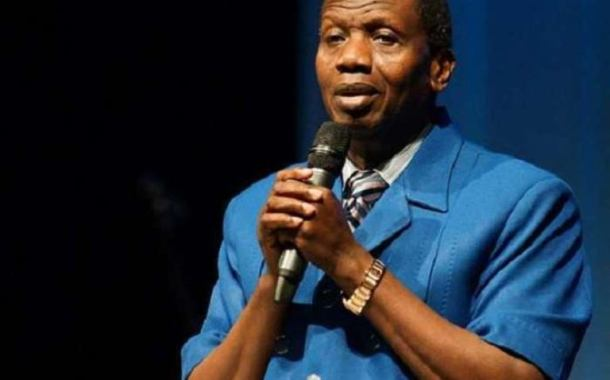 See Pastor Adeboye's Condolence Letter to TB Joshua's Wife