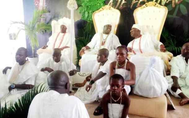 Sanwo-Olu congratulates Alara of Ilara on 1st Coronation Anniversary