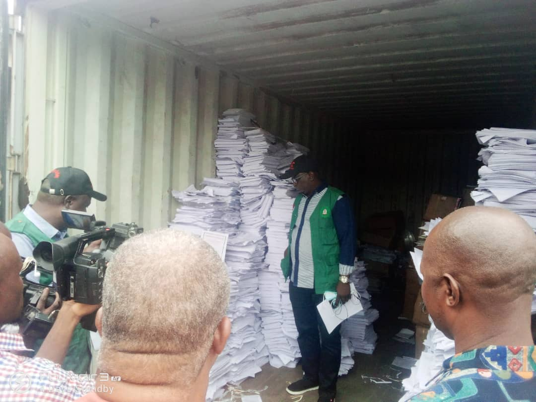 NCC Confiscates infringement Materials worth 140m in Eight months
