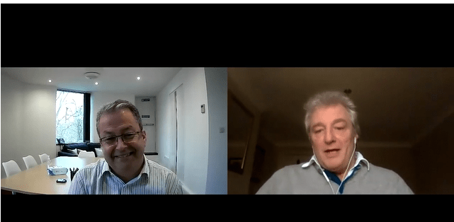 Managing Director, Peter Ambrose and the former executive director of Douglas and Gordon, and founder of Viewber, Ed Mead discuss a few ideas for how to speed things up with the home buying and selling process.